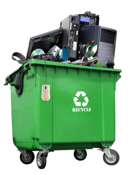 electronics recycling company